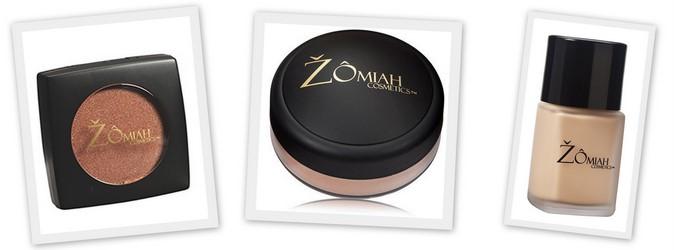 Zomiah Cosmetics Selection