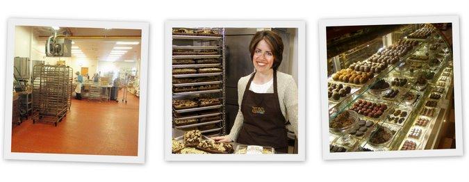 Lina Bakery Kitchen